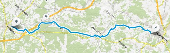 Zur Route